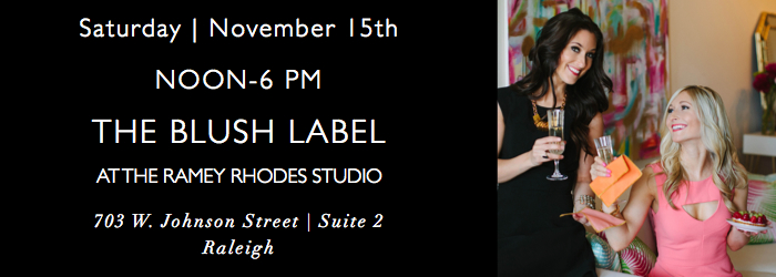 The Blush Label Nov 2014